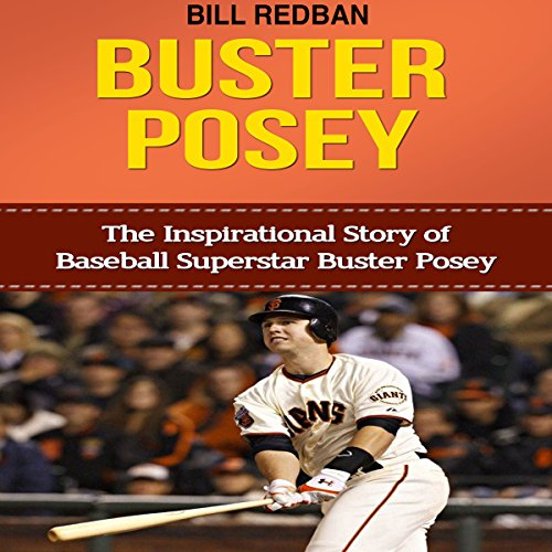 Buster Posey audiobook cover art
