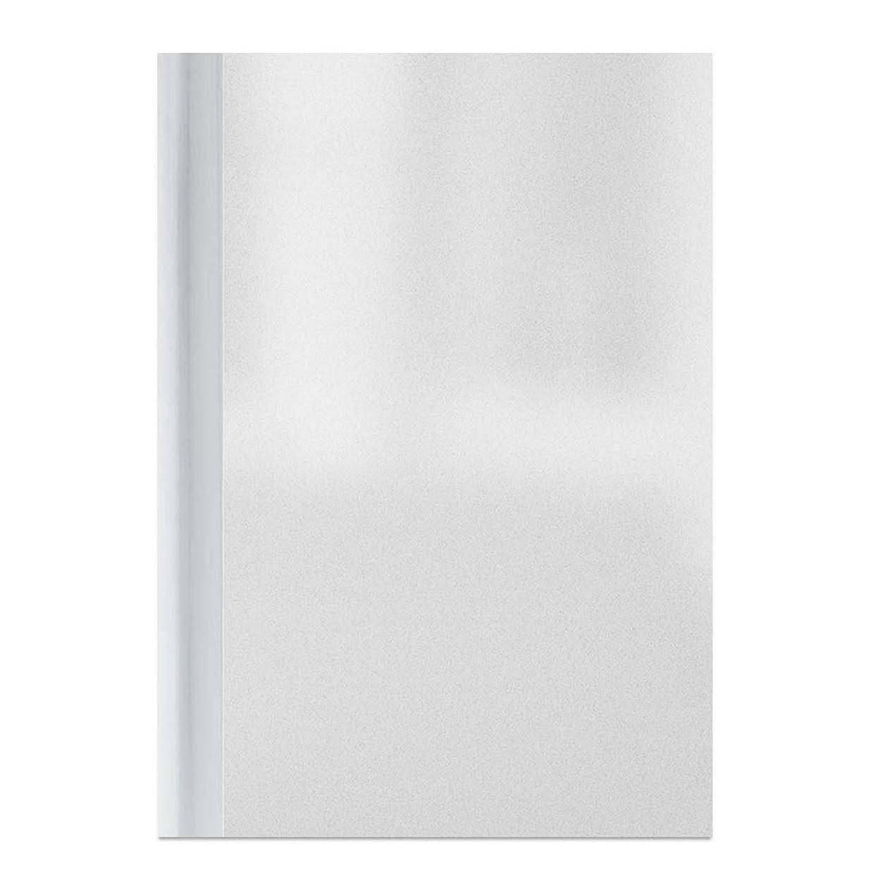 太陽広大なキリストBTFirst 窓用フィルムプライバシーフィルムつや消しガラスフィルム自己粘着性フィルム窓静的接着不透明プライバシースクリーンフィルム