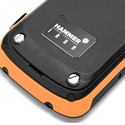SmartPhone MyPhone Hammer Iron Orange: Amazon.es: Electrónica