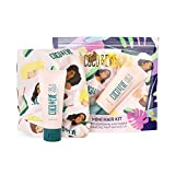 Coco & Eve Mini Hair Kit - Hair Mask and Shower Cap Gift Set for all hair types, hair repair and intense hydration