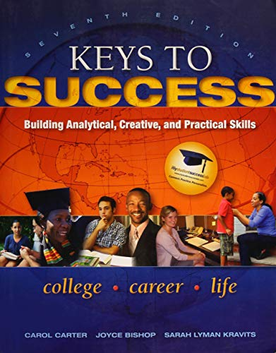Keys To Success Building Analytical Creative And Practical