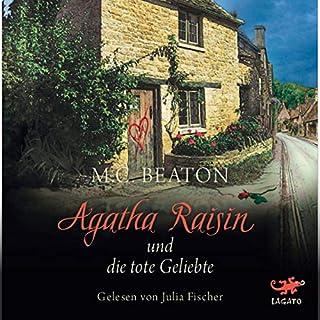 Agatha Raisin und die tote Geliebte Titelbild