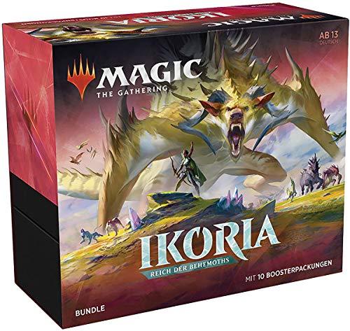 Magic: The Gathering MTG-IKO-BU-DE