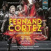 Fernand Cortez Ou La Conq