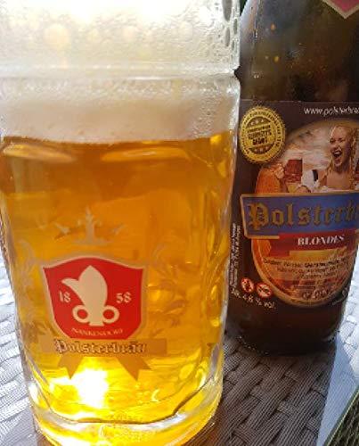 POLSTERBRÄU® Blondes (Zwicklbier)   12 x 0,5l   inkl. 0,96€ Pfand   Bierspezialität aus Oberfranken