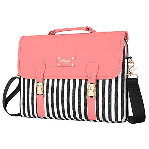 Laptop Bag 15.6 Inch - for Women Laptop Case Shoulder Messenger Macbook Pro Bag …