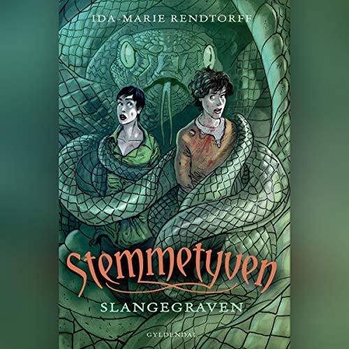 Slangegraven cover art