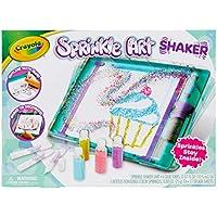 Crayola Sprinkle Art Shaker Activity Kit