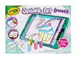 Crayola Sprinkle Art Shaker, Rainbow Arts and Crafts, Gifts for Girls & Boys, Ages 5, 6, 7, 8