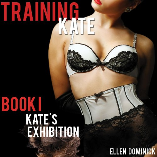 Kate's Exhibition audiobook cover art