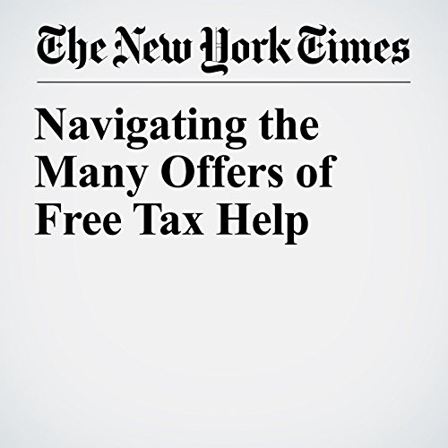 Navigating the Many Offers of Free Tax Help copertina