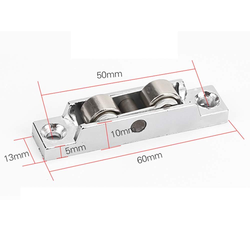 Dingchi 2 poleas de aleación de zinc, ajuste de doble rueda ...
