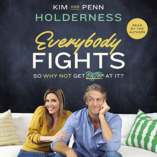 Everybody Fights Audiobook By Kim Holderness, Penn Holderness cover art