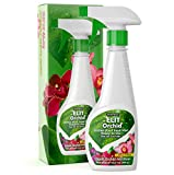 Orchid Plant Food Fertilizer Mist Liquid Orchid Spray Fertilizer Ready-to-Use for All Orchids