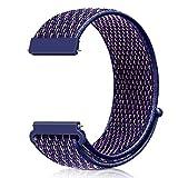 Fitbit Versaナイロンスポーツバンド