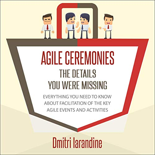 Agile Ceremonies audiobook cover art