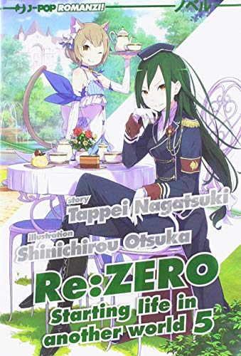 Re: zero. Starting life in another world (Vol. 5)