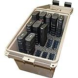 MTM 樹脂製 マガジンボックス M4/M16マグ 15本収納可