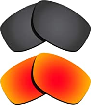 Polarized Replacement Lenses for Oakley Jupiter Squared - Multiple Options