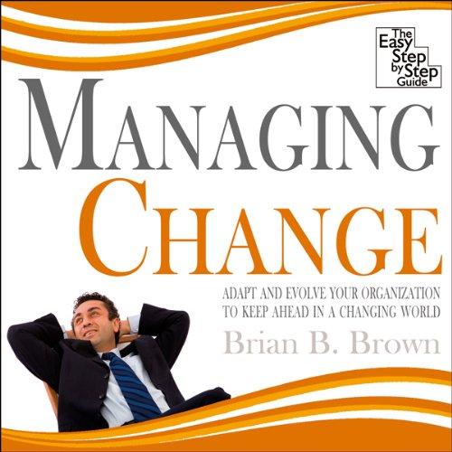 『Managing Change』のカバーアート