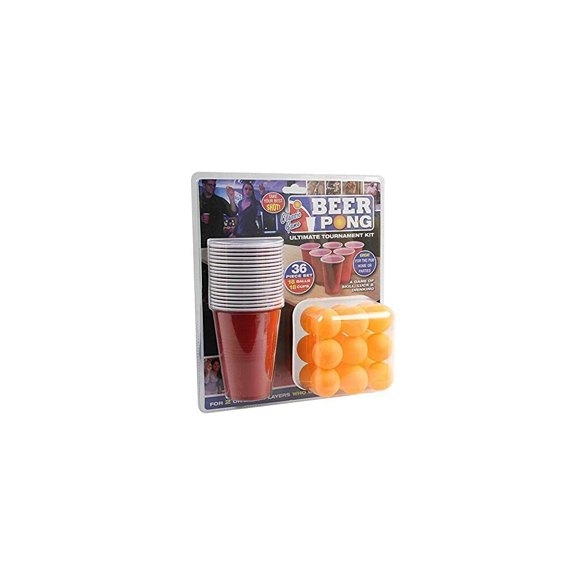 beer pong gift idea