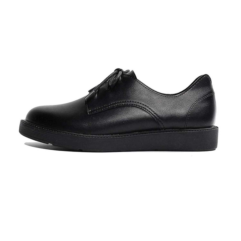 おじ靴 オックスフォードシューズ レースアップシューズ パンプス ローファー レディース スクエアトゥ おじ靴 ラウンドトゥ フラットシューズ カレッジ風 靴 レディース 通学 ぺたんこ 歩きやすい ペタンコ