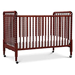 DaVinci Jenny Lind crib in Cherry color