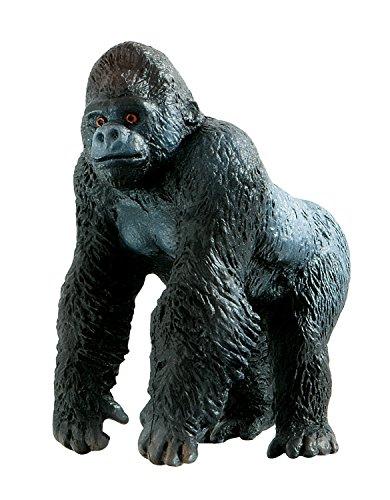 Bullyland 63699 - Spielfigur, silberrücken Gorilla, 7 cm