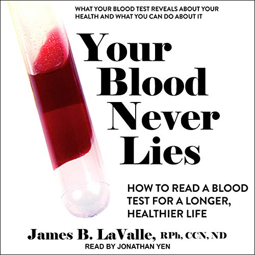 Your Blood Never Lies cover art