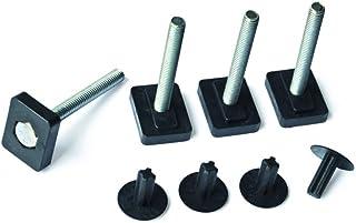 G3 Universaler T NUT Adapter für Aluminium Dachträger 4 Stücke