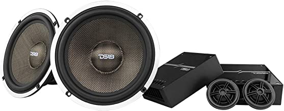 "$229 » Sponsored Ad - DS18 DX2 Deluxe 6.5"" 2-Way Quality Component Speaker System - 460 Watts, 4 Ohm - Set with Woofer, Tweeter, ..."