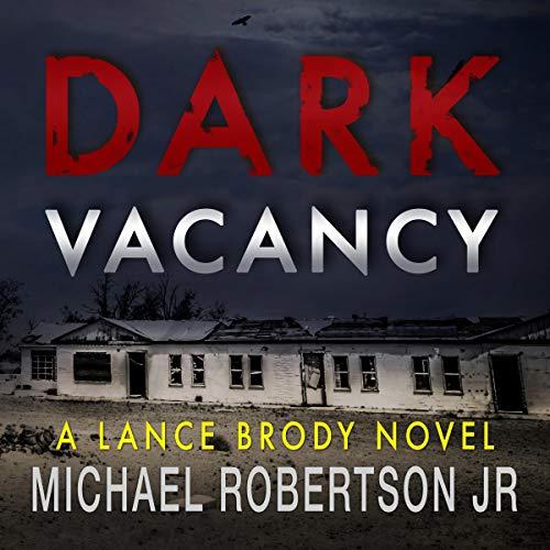 Dark Vacancy audiobook cover art