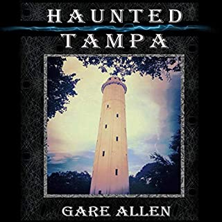 Haunted Tampa cover art