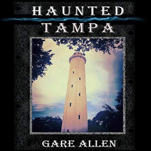 Haunted Tampa audiobook cover art
