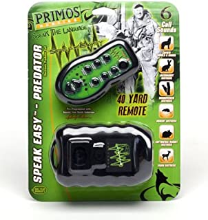 Primos Hunting Speak Easy Electronic Predator Calling System