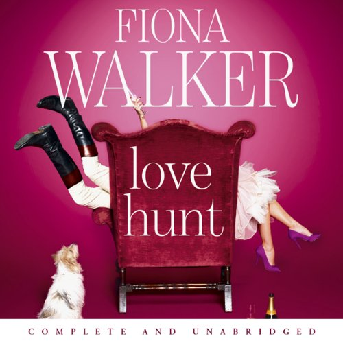 Love Hunt audiobook cover art