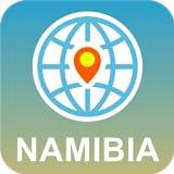 Namibie Carte Offline