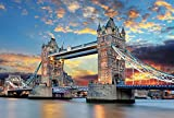 Puzzles De Madera Puzzles 3D Tower Bridge Of London Rompecabezas De Madera Adultos Niños Rompecabezas De Rompecabezas Juego 1000 Piezas Rompecabezas Caja De Juguetes Embalaje