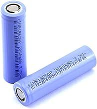 18650 Power Lithium Batterij 2000mAh 3.7V Tool Batterij Platte top batterij-6 Stks