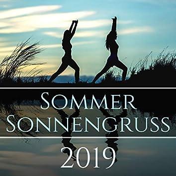 Sommer Sonnengruß 2019 - Entspannungsmusik zum Meditieren, Yoga und Pilates Machen mit Naturgeräusche