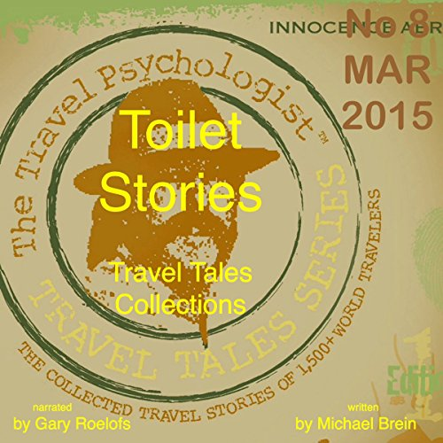 Travel Tales Collections: Toilet Stories audiobook cover art
