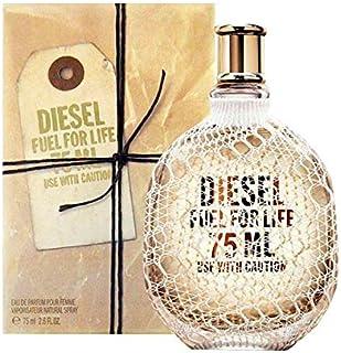 Diesel Fuel for Life for Women -50ml, Eau de Parfum-
