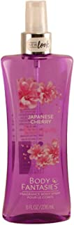 PARFUMS DE COEUR Fragrance Body Spray, Japanese Cherry Blossom, 8 Fluid Ounce