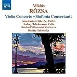 Violinkonzert/Sinf.Concertante - Khitruk