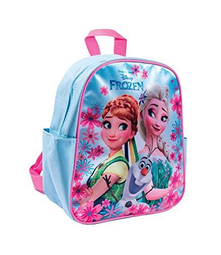 Disney Frozen - die Eiskönigin - Rucksack 28cm, türkis