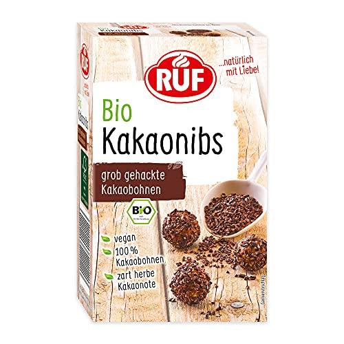 Ruf Lebensmittelwerk -  Ruf Bio Kakaonibs