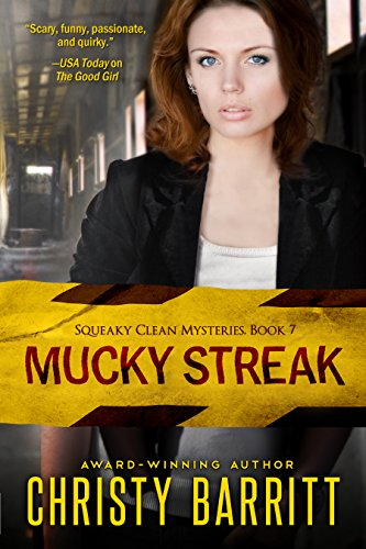 Top squeaky clean mysteries by christy barritt kindle 7 for 2020
