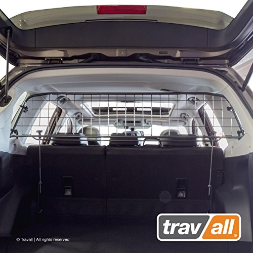 Travall Guard Compatible with Subaru Forester (2012-2018) TDG1457 - Rattle-Free Steel Vehicle Specific Pet Barrier