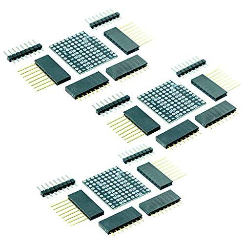 AZDelivery 3x Prototyping Shield für D1 Mini NodeMCU ESP8266 inklusive E-Book!