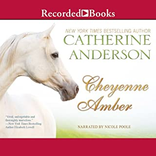 Cheyenne Amber audiobook cover art